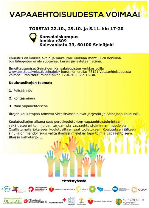 VapaaehtoisuudestaVoimaa_esite_syksy2020