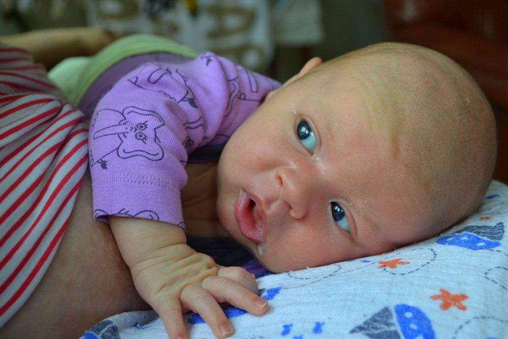 Vauva Itkee Iltaisin