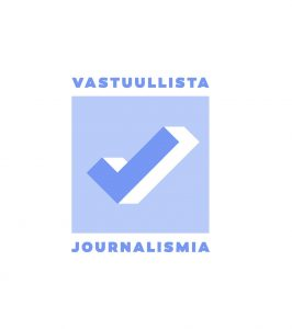 Enska noudattaa vastuullisen journalismin sääntöjä. Lue lisää www.vastuullistajournalismia.fi